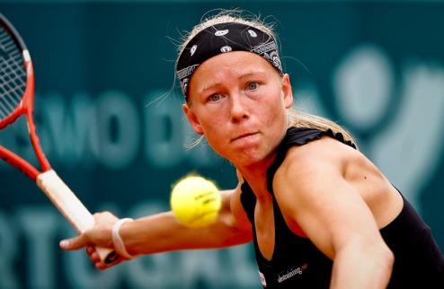 Страсбург (WTA). Характер Ларссон, вылет Кириленко