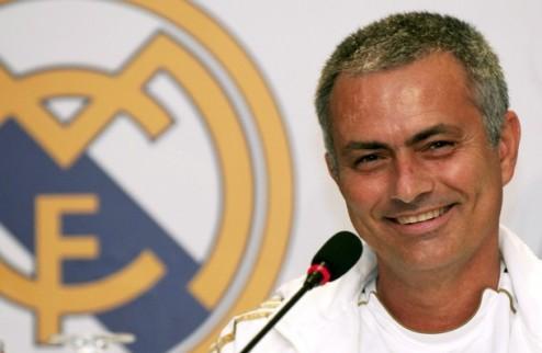 Моуриньо продлил контракт с Реалом