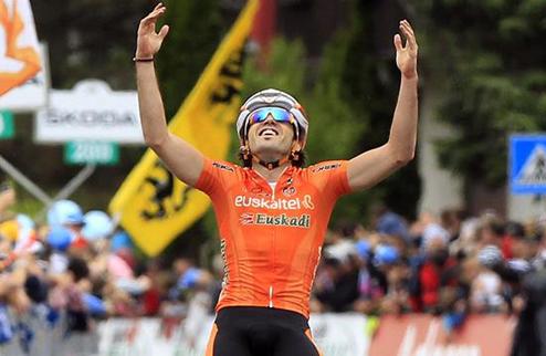 Джиро д'Италия. Изагирре вырывает победу