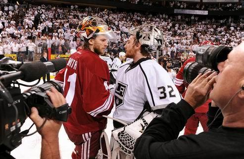 НХЛ. Финикс: побежденные, но гордые