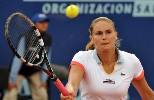 Страсбург (WTA). Корне идет дальше