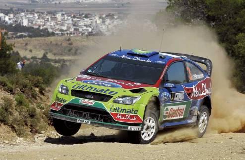 WRC. ����� ���������. ������� ���������� ������, ������� �������� � P-WRC