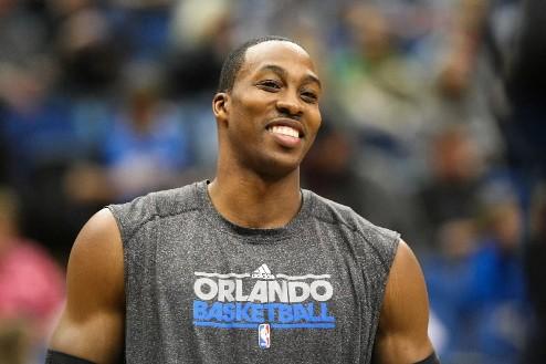НБА. Ховард может оказаться в Хьюстоне