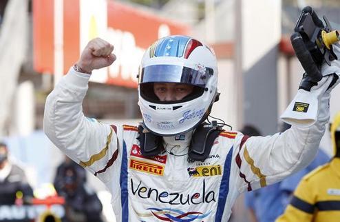 GP2. Монако. Первая победа Чекотто