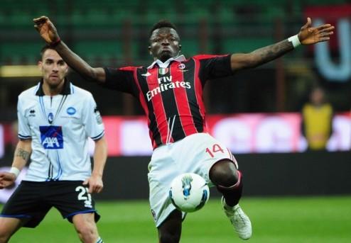 Мунтари останется в Милане