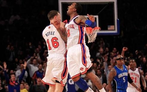 НБА. Никс хотят сохранить Смита и Новака