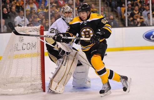 НХЛ. Игрок Бостона перебрался в Вашингтон