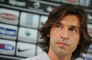 """Пирло: """"Италия может попасть в топ-четверку на Евро-2012"""""""
