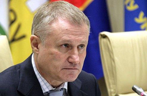 Григорий Суркис ответил на претензии запорожского Металлурга