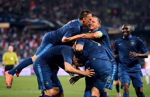 Евро-2012. Блан назвал состав Франции