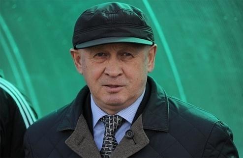 Николай Павлов — главный тренер Ильичевца