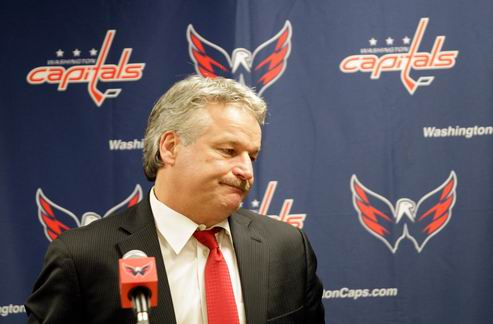 НХЛ. Вашингтон не торопится с выбором тренера