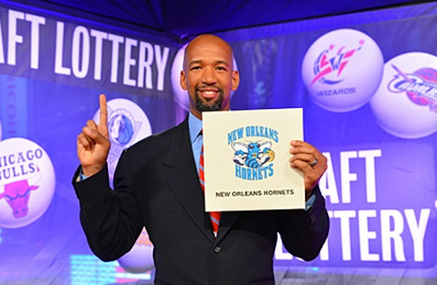 НБА. Нью-Орлеан выигрывает драфт-лотерею