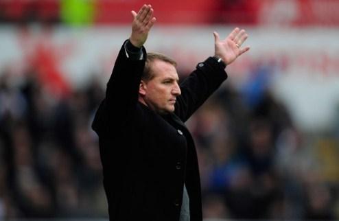 Ливерпуль и Суонси согласовывают компенсацию за Роджерса