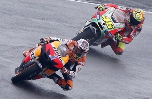 MotoGP. Гран-при Каталонии. Стоунер — быстрейший в первой практике