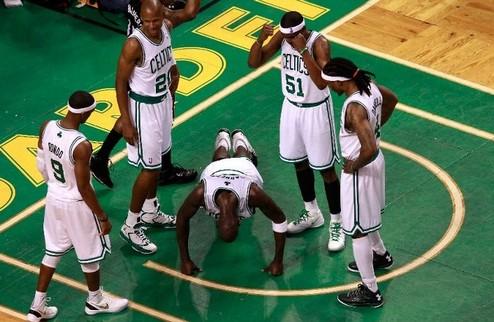 НБА. Хит в гостях не справились с Бостоном