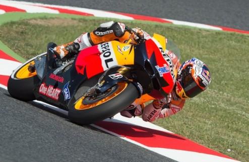 MotoGP. Гран-при Каталонии. Очередной поул Стоунера