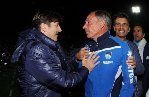 Земан подтвердил свое назначение на пост тренера Ромы