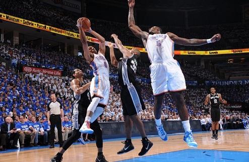 НБА. Оклахома выигрывает второй домашний матч