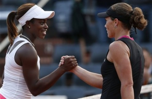 Ролан Гаррос (WTA). Эррани остановила Кузнецову, Стосур проходит Стивенс