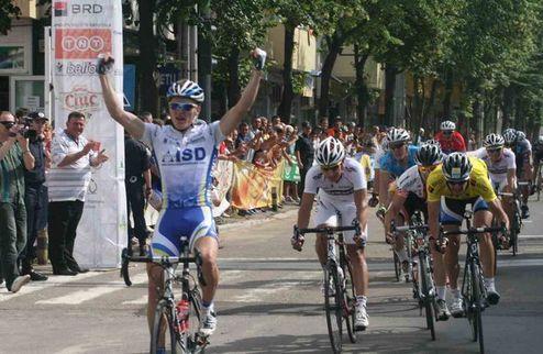 Велоспорт. Первое шоссейное золото Васильева в 2012 году