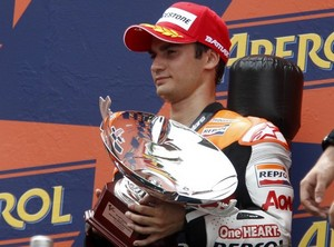 """MotoGP. Педроса: """"Второе место — разочаровывающий итог"""""""