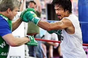 """Роуч: """"Если Мэнни не впечатлит — он уйдет из бокса"""""""