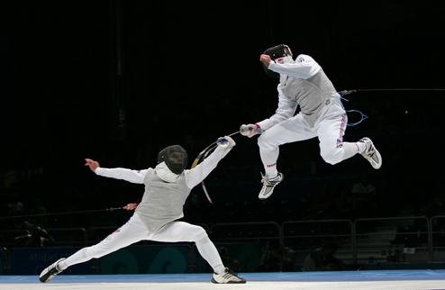 Фехтование. Никишин завоевал серебро в Берне