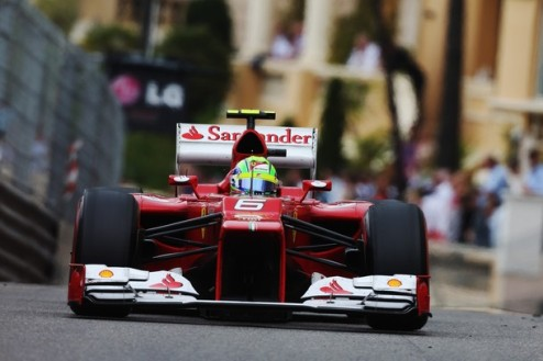 Формула-1. Масса хочет сохранить болид с гонки в Монако