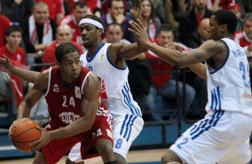 Цибона — чемпион Хорватии