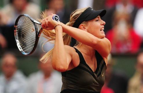Ролан Гаррос (WTA). Шарапова и Квитова — в полуфинале
