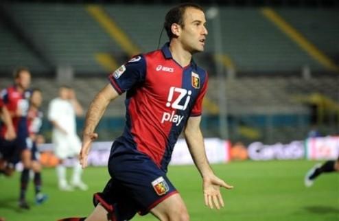 Официально: Родриго Паласио — игрок Интера