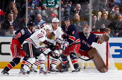 НХЛ. Рейнджеры желают сохранить Бирона