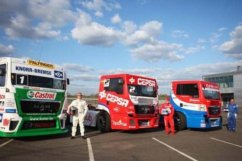 Truck Racing. Третий этап ЧЕ стартует завтра