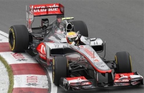 Формула-1. Гран-при Канады. Хэмилтон — быстрейший в первой практике