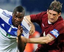 Динамо сыграет с Рубином в Австрии
