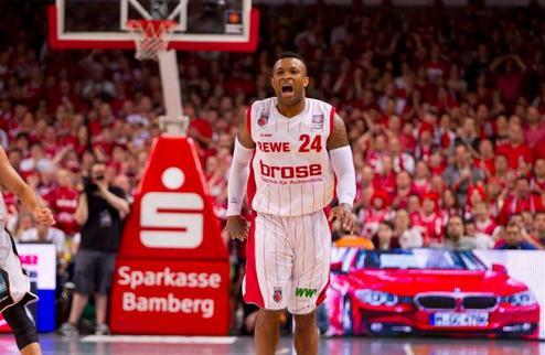 Бамберг — чемпион Германии