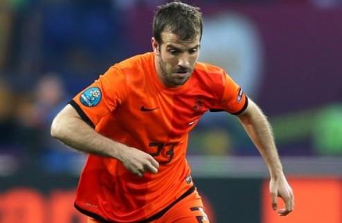 Стевенс: Шальке ведет переговоры с ван дер Ваартом