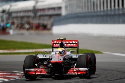 Формула-1. Гран-при Канады. Хэмилтон на вершине, Грожан и Перес на подиуме
