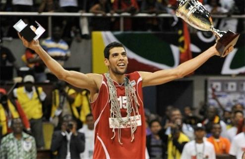 НБА. Даллас просмотрит тунисского центрового