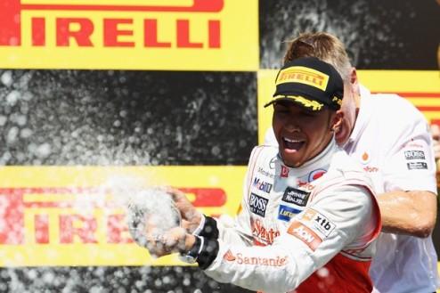 Формула-1. Макларен будет искать замену Хэмилтону?