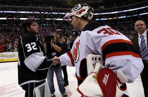 """НХЛ. Бродо: """"Хочу продолжать играть"""""""