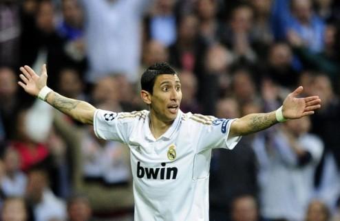 Marca: Ди Мария продлил контракт с Реалом