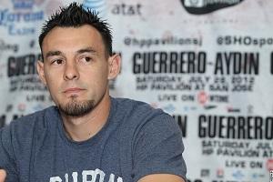 Герреро мечтает драться с Маркесом