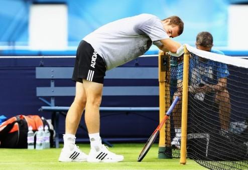 Мюррей симпатизирует Германии и России на Евро-2012