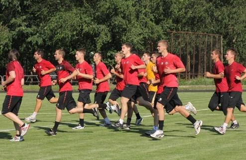Кривбасс начал подготовку к сезону