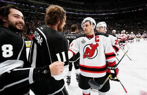 НХЛ. Паризе хочет остаться в Нью-Джерси