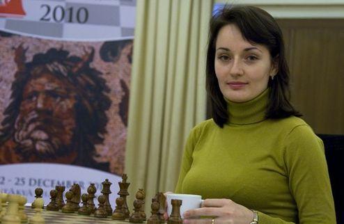 Шахматы. Лагно сыграла вничью с экс-украинкой