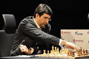 Шахматы. Крамник догнал Морозевича