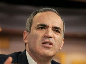 Шахматы. Каспаров хочет стать президентом ФИДЕ